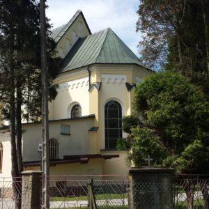 Kościół parafialny 166